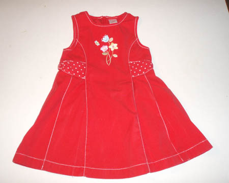 c41bc11badd8 EUC Gymboree Wish You Were here red girls dress 4t 4 on PopScreen
